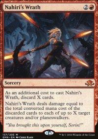Nahiri's Wrath - Eldritch Moon