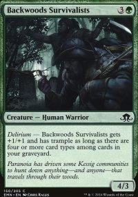 Backwoods Survivalists - Eldritch Moon