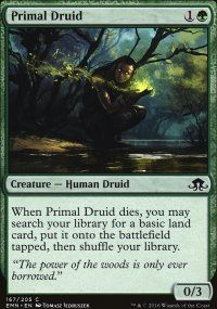 Primal Druid - Eldritch Moon