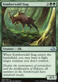 Somberwald Stag - Eldritch Moon