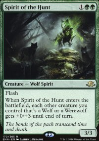 Spirit of the Hunt - Eldritch Moon