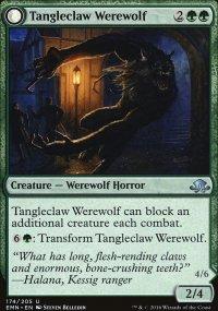 Tangleclaw Werewolf - Eldritch Moon
