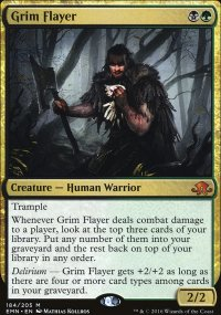 Grim Flayer - Eldritch Moon