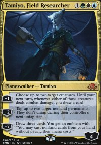 Tamiyo, Field Researcher - Eldritch Moon