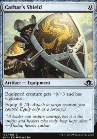 Cathar's Shield - Eldritch Moon