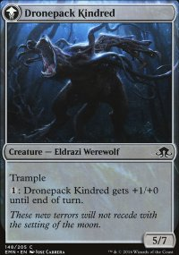 Dronepack Kindred - Eldritch Moon
