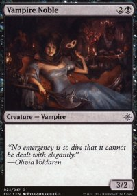 Vampire Noble - Explorers of Ixalan
