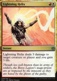 Lightning Helix - Explorers of Ixalan