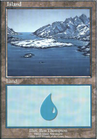 Island 1 - Euro Lands