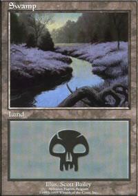 Swamp 1 - Euro Lands
