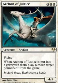 Archon of Justice - Eventide
