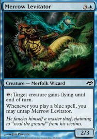 Merrow Levitator - Eventide