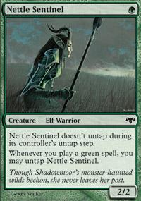 Nettle Sentinel - Eventide