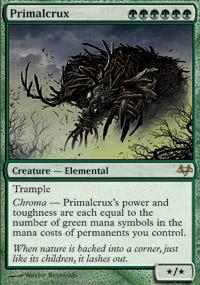 Primalcrux - Eventide