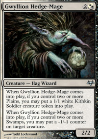 Gwyllion Hedge-Mage - Eventide