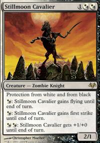 Stillmoon Cavalier - Eventide