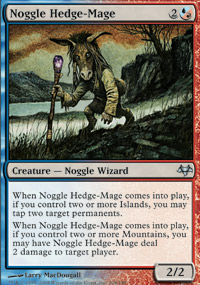 Noggle Hedge-Mage - Eventide