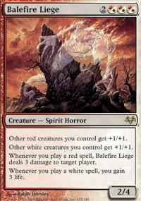 Balefire Liege - Eventide