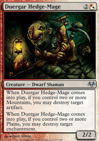 Duergar Hedge-Mage - Eventide