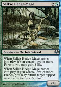 Selkie Hedge-Mage - Eventide