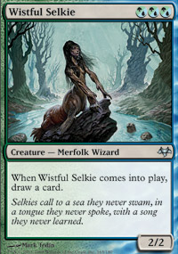 Wistful Selkie - Eventide