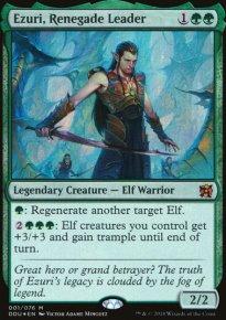 Ezuri, Renegade Leader - Elves vs. Inventors