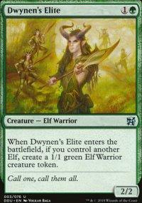 Dwynen's Elite - Elves vs. Inventors