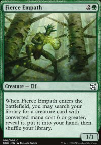 Fierce Empath - Elves vs. Inventors
