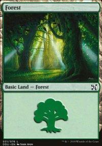 Forest 1 - Elves vs. Inventors