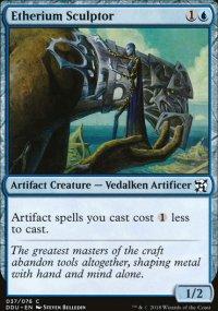 Etherium Sculptor - Elves vs. Inventors