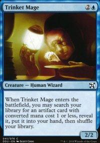 Trinket Mage - Elves vs. Inventors