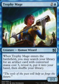 Trophy Mage - Elves vs. Inventors