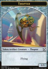 Thopter 2 - Elves vs. Inventors