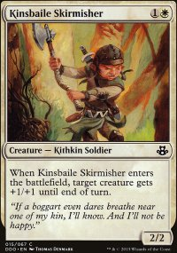 Kinsbaile Skirmisher - Elspeth vs. Kiora