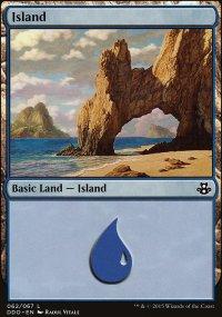 Island 3 - Elspeth vs. Kiora