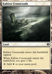 Kabira Crossroads - Elspeth vs. Tezzeret