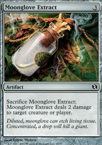 Moonglove Extract - Elspeth vs. Tezzeret