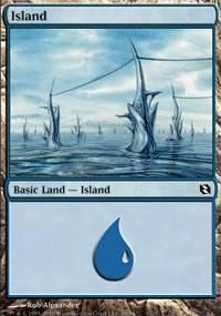 Island 1 - Elspeth vs. Tezzeret