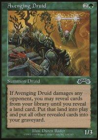 Avenging Druid - Exodus