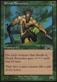 Elvish Berserker - Exodus