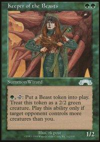 Keeper of the Beasts - Exodus