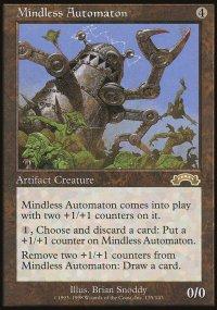 Mindless Automaton - Exodus