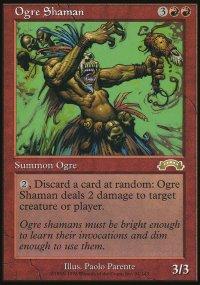 Ogre Shaman - Exodus