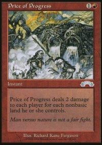 Price of Progress - Exodus