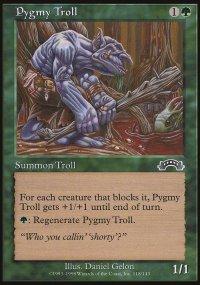 Pygmy Troll - Exodus