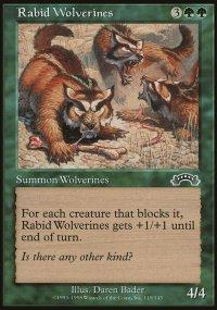 Rabid Wolverines - Exodus