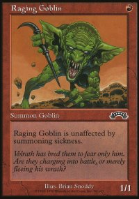 Raging Goblin - Exodus