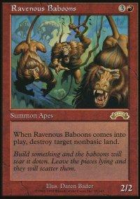 Ravenous Baboons - Exodus