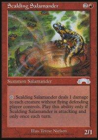 Scalding Salamander - Exodus