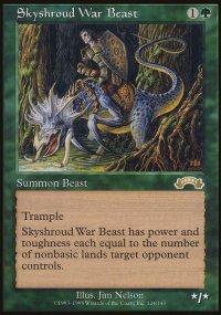 Skyshroud War Beast - Exodus
